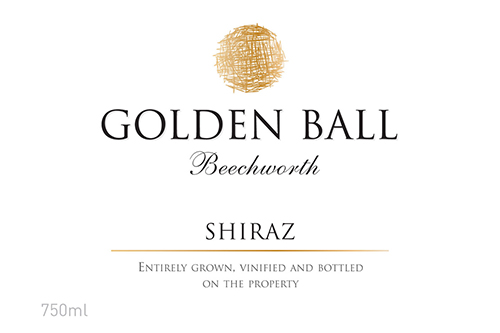 Golden Ball - Shiraz